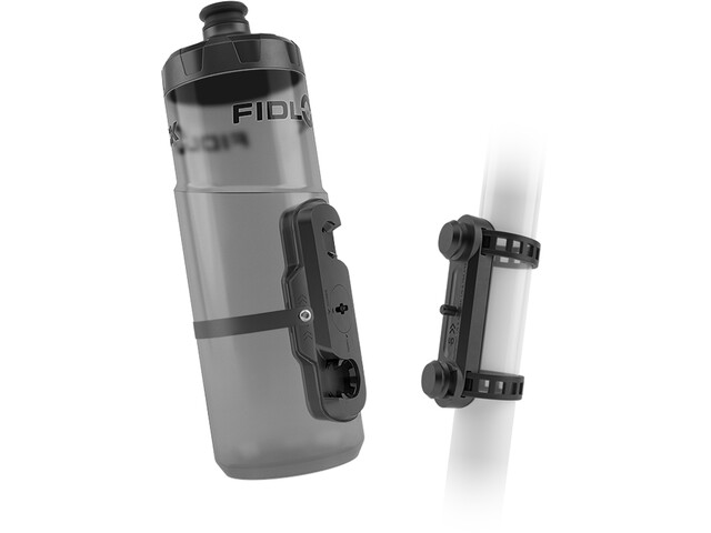 Fidlock Twist Drinking Bottle 600ml incl. Uni Base Mount